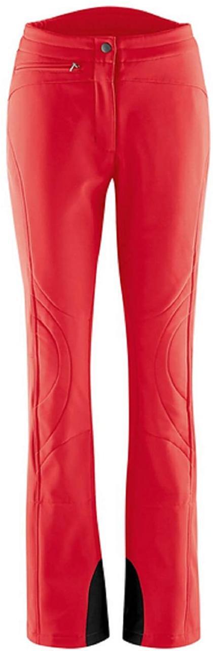 Жіночі гірськолижні штани Maier Sports Marie Slimfit Softshell | троянд.ХL - 50р.у таблиці