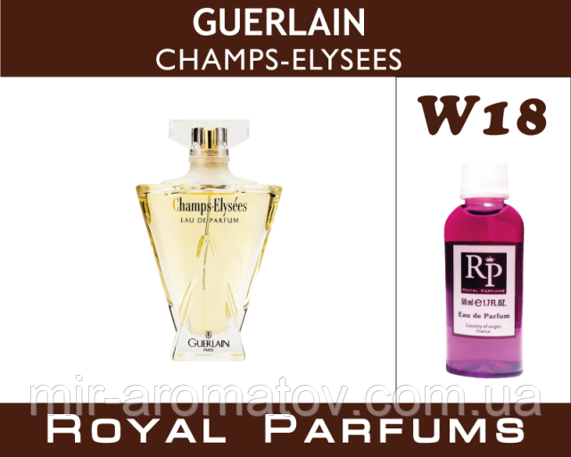 Женские духи на разлив Royal Parfums Guerlain «Champs-Elysees»   №18 100мл
