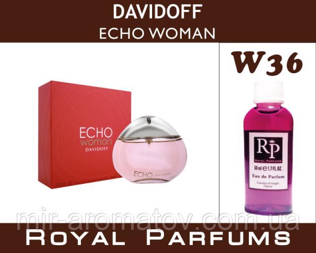Жіночі парфуми на розлив Royal Parfums Davidof «Echo Woman» №36