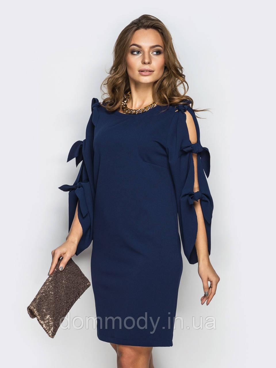 Платье женское Dana blue