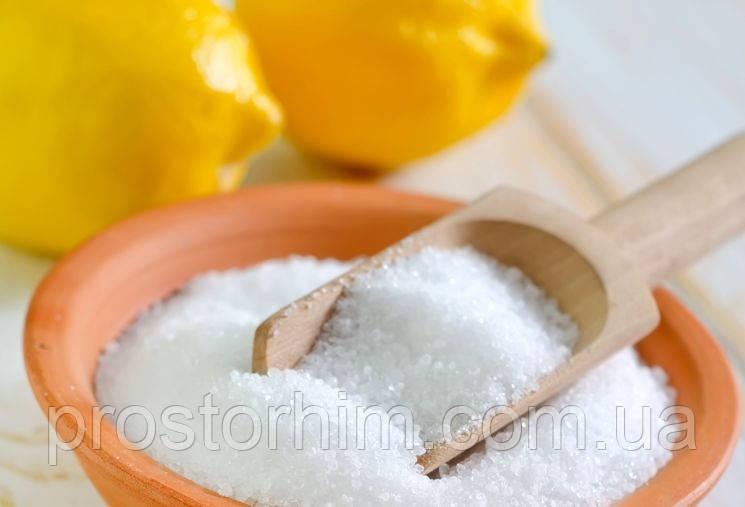 Харчова лимонна кислота