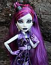 Кукла Monster High Спектра Вондергейст (Spectra) из серии Ghoul's Night Out Монстр Хай, фото 3