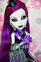 Кукла Monster High Спектра Вондергейст (Spectra) из серии Ghoul's Night Out Монстр Хай, фото 5