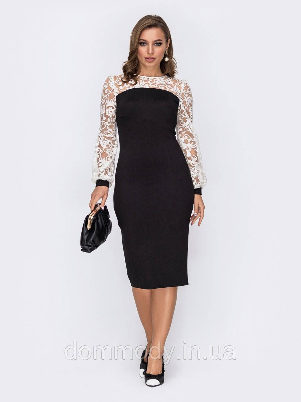 Платье женское Сlara black