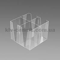 Коробка под формат 169 x 97 мм.