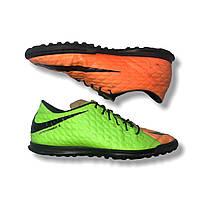 Nike HYPERVENOMX PHADE III TF 852545-308 футбольні бутси футбольные бутсы сороконожки футзалки