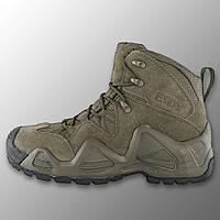 """Тактические ботинки демисезонные """"Esdy - Alligator"""" (олива) берцы военные, нацгвардии, трекинговые нгу"""