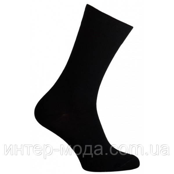 Носки мужские двойная резинка Р.43-45 черный арт.171