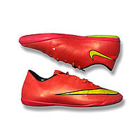 Nike Mercurial Victory V IC 651635-690 футбольні бутси футбольные бутсы сороконожки футзалки