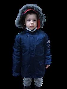 Парка для мальчика Tiffosi 10025653/793 рост 116