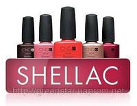 Покрытие ногтей — гель лак «Shellac»