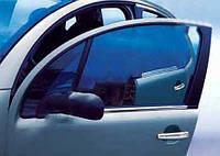 Citroen C-2 2003-2009 гг. Наружняя окантовка стекол (нерж.)
