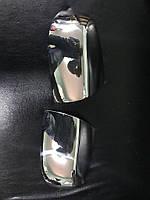 Ford Fusion 2002-2009 гг. Накладки на зеркала (2 шт, нерж)