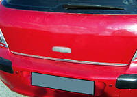 Peugeot 307 Кромка багажника (нерж.)