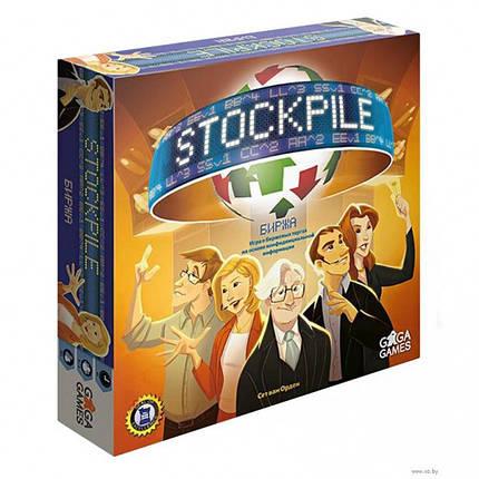 Настольная игра Stockpile (Биржа), фото 2