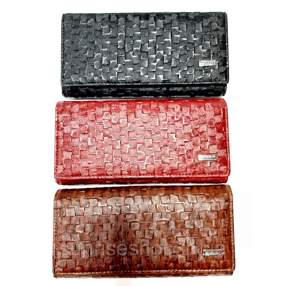 Жіночі шкіряні гаманці оптом