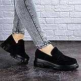Женские туфли Fashion Sloggo 2031 37 размер 24 см Черный, фото 3