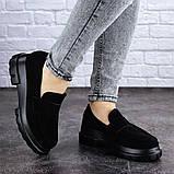 Женские туфли Fashion Sloggo 2031 37 размер 24 см Черный, фото 5