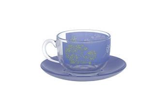 Чайний набір Luminarc Evolution Purple 220мл 6шт