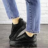 Женские кроссовки Fashion Rosco 1674 37 размер 22 см Черный, фото 2