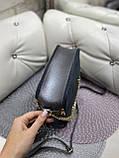 Клатч нат.замша/кожзам якість люкс/арт.2502-1, фото 9