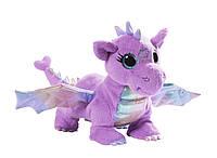 Интерактивная игрушка Zapf Baby Born Дракон с подсветкой и аксессуарами УЦЕНКА