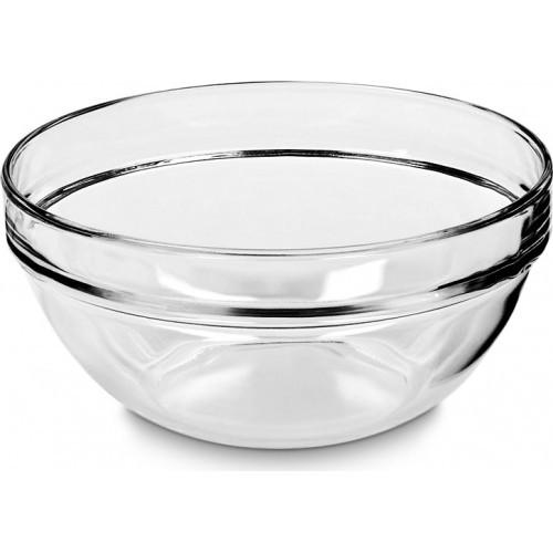 Скляний салатник люминарк Luminarc Empilable 17см