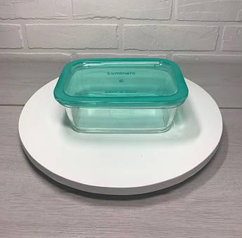 Скляний посуд з кришкою Luminarc KEEPN прямокутний 820мл