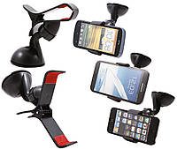 Универсальный автомобильный держатель для телефона UKC 1017 (2040)