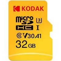 Карта пам'яті microSD Kodak Ultra Class 10 A1 32GB (флешка для телефону, фотоапарата)
