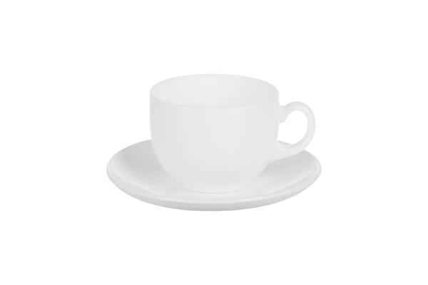 Набор чашек для чая Luminarc Essence White 220мл 12пр