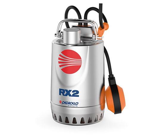 Дренажный насос Pedrollo RXm 1+ кабель 10 м.