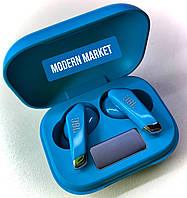 Беспроводные Bluetooth наушники JBL MG S20 (голубые)