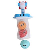 Infantino Набор для игры в воде Сачок и мячики, фото 1