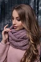 Снуды, шарфы с бусами