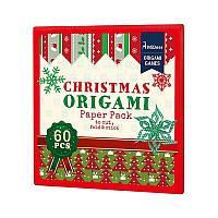 Набор для творчества из бумаги оригами Рождество Mideer, фото 1