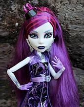 Кукла Monster High Спектра Вондергейст (Spectra) Ночная жизнь Монстер Хай Школа монстров