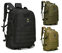 Тактичний (штурмової, військовий) рюкзак U. S. Army 45 літр