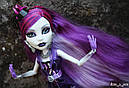 Кукла Monster High Спектра Вондергейст (Spectra) Ночная жизнь Монстер Хай Школа монстров, фото 2