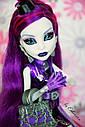 Кукла Monster High Спектра Вондергейст (Spectra) Ночная жизнь Монстер Хай Школа монстров, фото 3