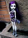 Кукла Monster High Спектра Вондергейст (Spectra) Ночная жизнь Монстер Хай Школа монстров, фото 5
