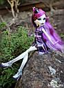 Кукла Monster High Спектра Вондергейст (Spectra) Ночная жизнь Монстер Хай Школа монстров, фото 6