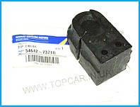 Втулка стабилизатора передние Renault Fluence 1.5dCI ОРИГИНАЛ 546127371R