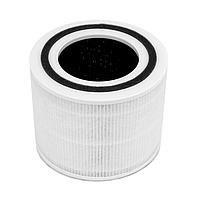 Фильтр воздушный 3в1 для очистителя воздуха CORE 300-RFLEVOIT 300 Запасной предварительный углеродный фильтр