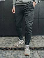 Спортивные штаны Staff graphite logo fleece, фото 1