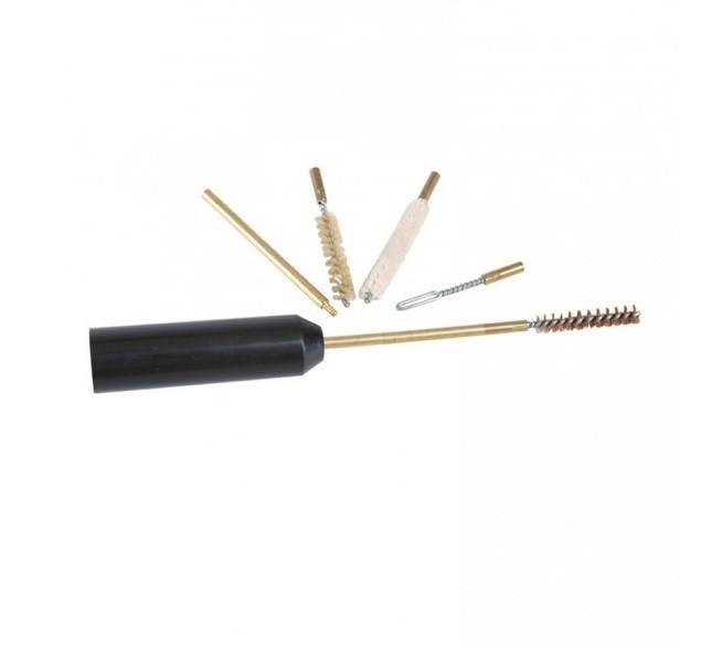 Набор для чистки пистолета калибр 9 мм MilTec 16171000