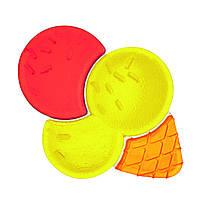 """Игрушка - прорезыватель с водой """"Мороженое"""" (74/022), Canpol Babies"""