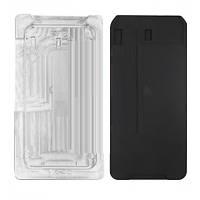 Комплект форм (из металла и пористой резины) для iPhone XR для отцентровки дисплея + рамка