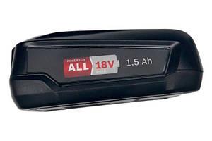 Аккумулятор Bosch PBA 18V 1,5 Ah W-A (2607337187)