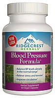 Комплекс для Нормализации Кровяного Давления, RidgeCrest Herbals, 60 гелевых капсул